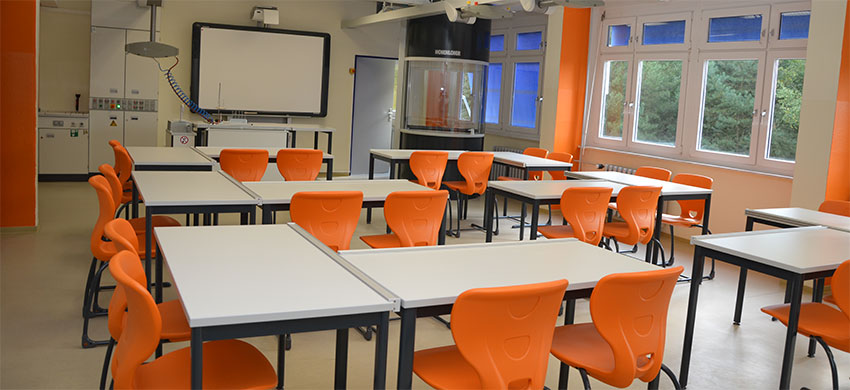 Gesamtschule mit gymnasialer Oberstufe Königs Wusterhausen der FAW gGmbH