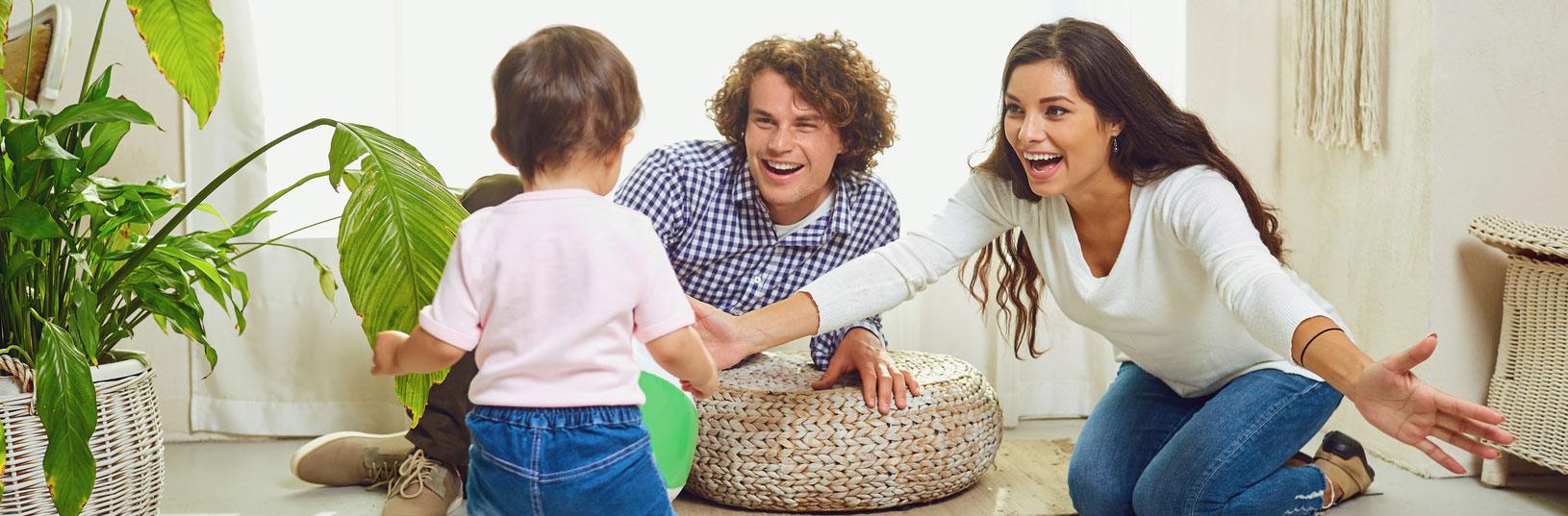 Beide Eltern müssen an frühkindlichen Förderung beteiligt sein