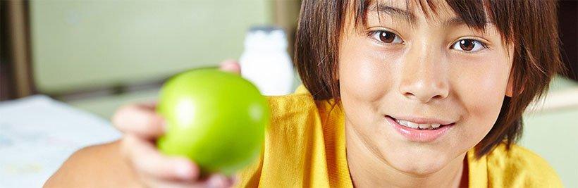 Empfehlenswerte Lebensmittel während der Lernphase