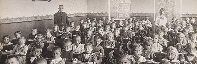 Geschichte der Montessori Pädagogik