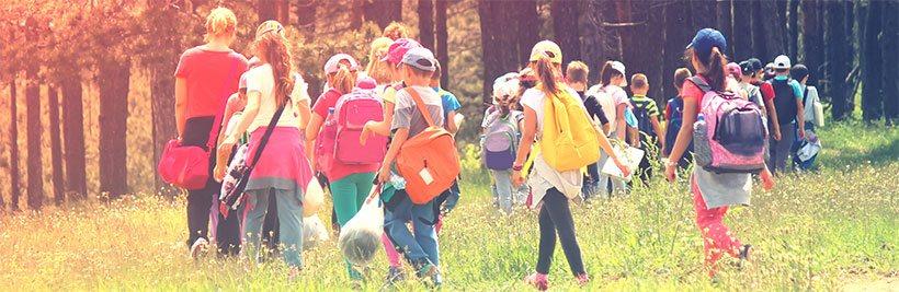 Naturschulen